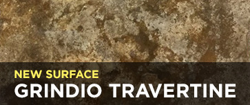 New Surface - Grindio Travertine