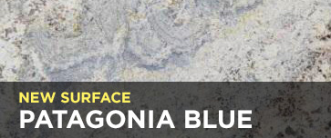 New Surface - Patagonia Blue